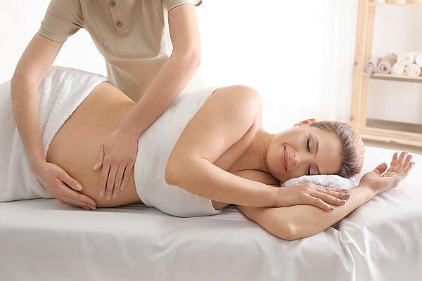 Przygotowanie ciała do porodu